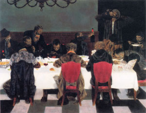 Joseph Hirsch, Supper